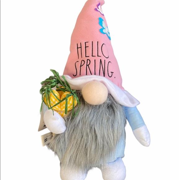 Rae Dunn HAPPY SPRING gnome